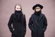 Dasha and Evgenia
