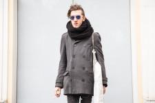 Konstantin is a clothing designer